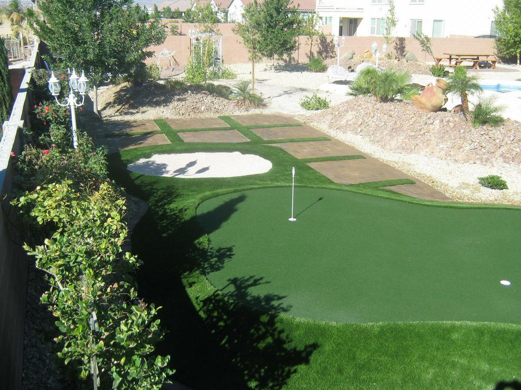 backyard landscaping las vegas photo - 4