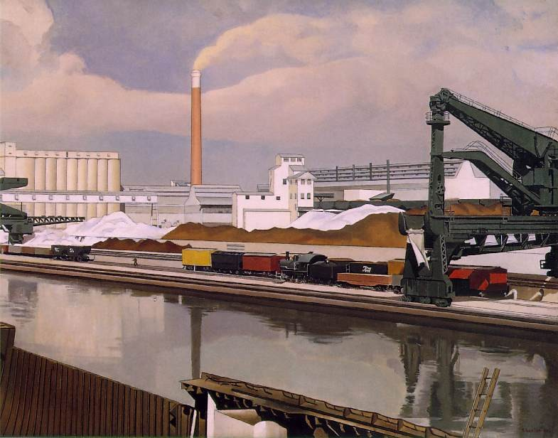 charles sheeler classic landscape photo - 6