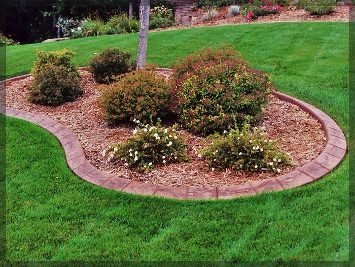 curbside landscaping photo - 11