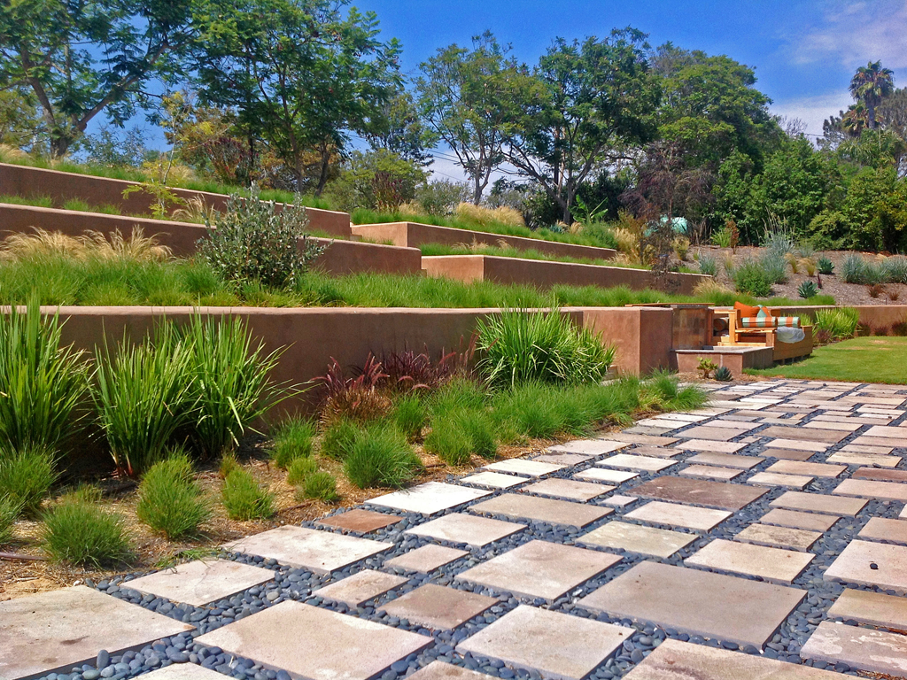 drought resistant landscaping california photo - 13