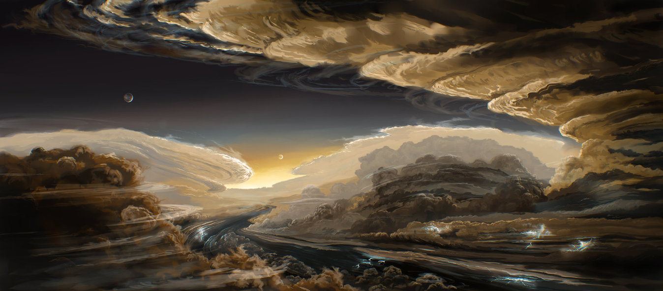 jupiter landscape photo - 1