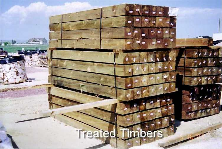 railroad ties landscaping photo - 6