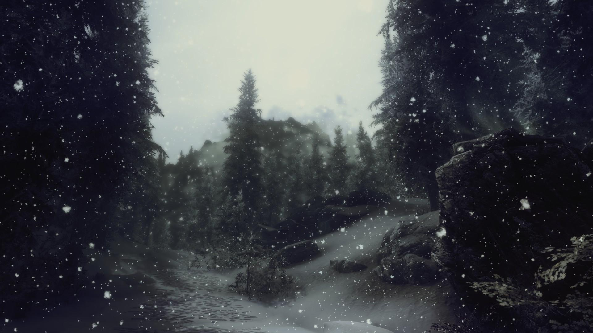 skyrim landscapes photo - 18
